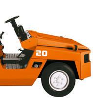 Tractores de arrastre térmicos para arrastre de cargas pesadas en largas distancias