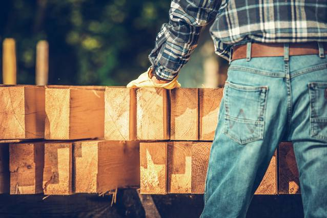 Els taulers de fusta massissa: una fusta d'una qualitat insuperable