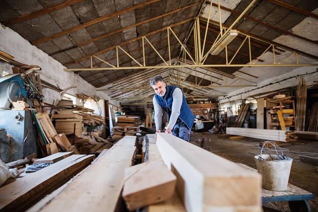 Madera a medida en Fustes Montgròs: calidad para sus proyectos
