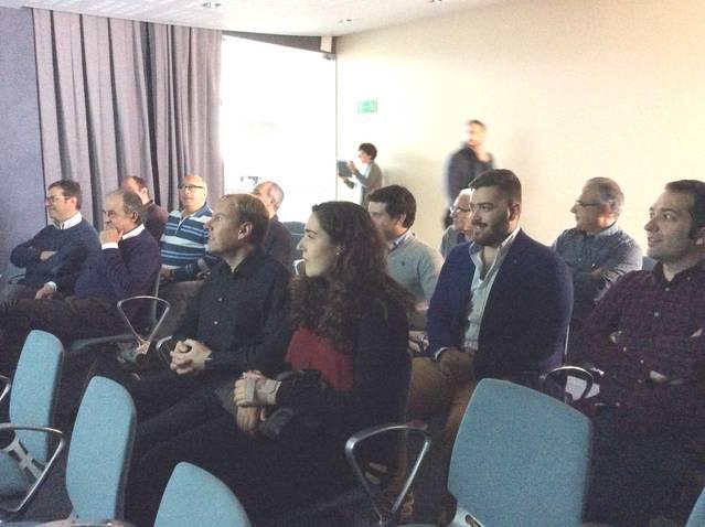 Presentation of melamine Innovus Tafibra