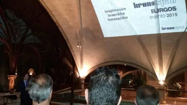 Visit the Kronospan factory in Burgos