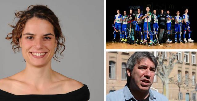Arranca la Semana Cultural del Aplec con la actriz Lara Díez, como pregonera, y el CE Llista Blava y Joan Pifarré Vidal, como galardonados