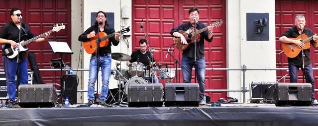 La Juerga Lleida Carrinclona omple de música la Setmana Cultural