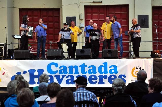 Les havaneres tanquen la XXII Setmana Cultural de l'Aplec