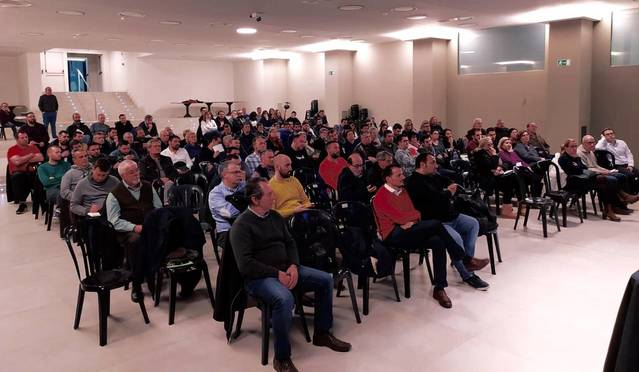 Assemblea Extraordinària de la Fecoll, el 20 d'octubre