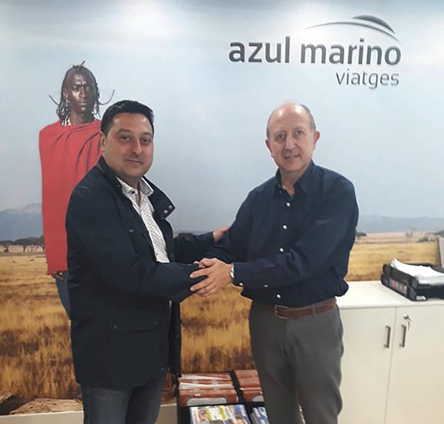Azul Marino Viatges es converteix en l'agència oficial de l'Aplec