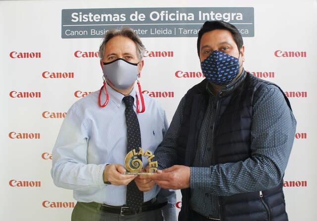 Canon Integra, nou Amic de l'Aplec