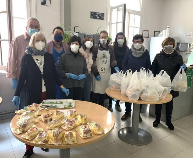 Dinar de carmanyola solidari de la Fecoll i Arrels