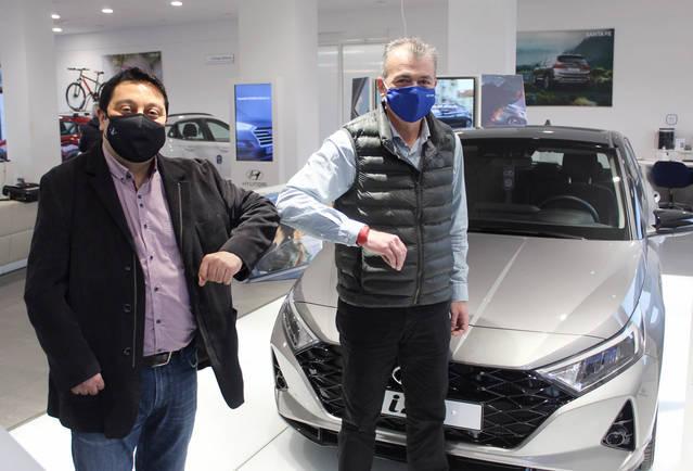 Hyundai Lleida amplia el seu patrocini amb la Fecoll fins al 2023