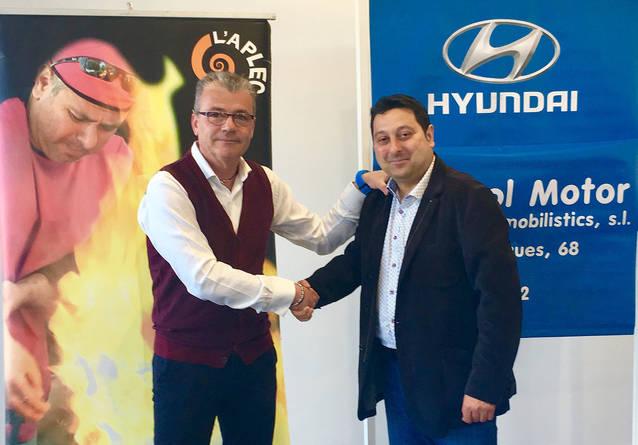 Hyundai, nou patrocinador oficial de l'Aplec