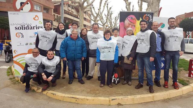 II Caracolada Solidaria 2019, en Mollerussa este domingo 17 de marzo