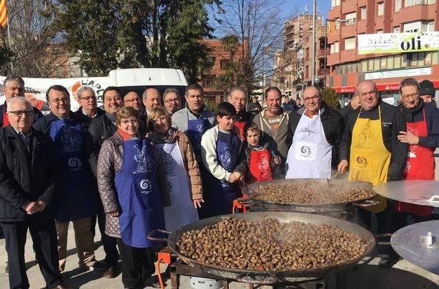 La Fecoll obre les Caragolades Solidàries 2019 amb l'Aplec&Oli del dissabte 19 de gener, a la Fira de Borges