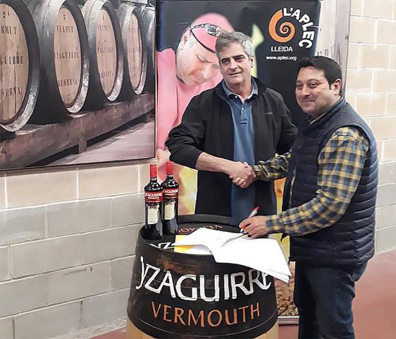 La Fecoll signa amb Yzaguirre i promocionarà la cultura del vermut