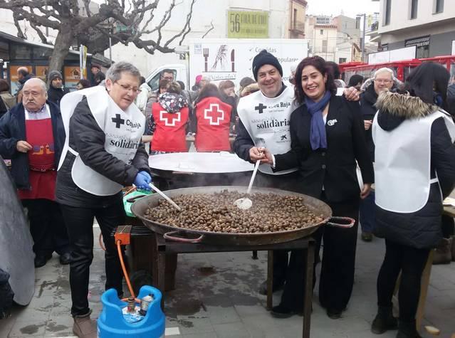 La I Caracolada Solidaria del 2019, todo un éxito