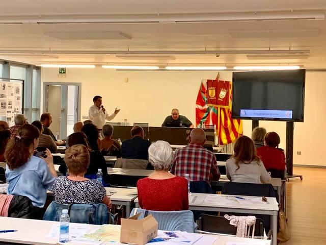 El Aplec del Caragol, en el encuentro de Casals Catalanes de Europa