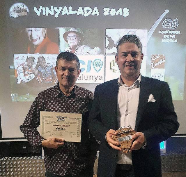 L'Aplec, premi Vinyala per la defensa de la cultura gastronòmica del caragol