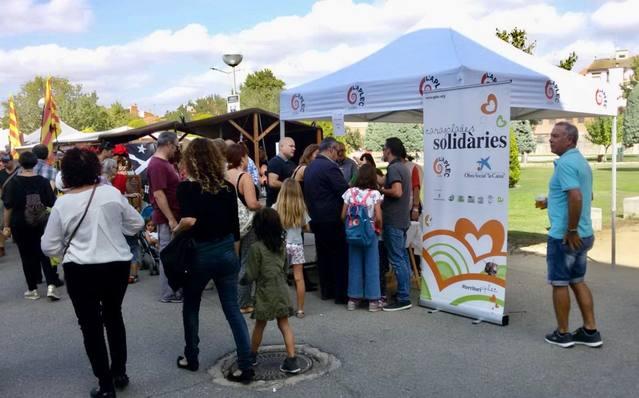 Las peñas del Aplec organizan una Caracolada Solidaria en Agramunt, a beneficio de Grupo Alba