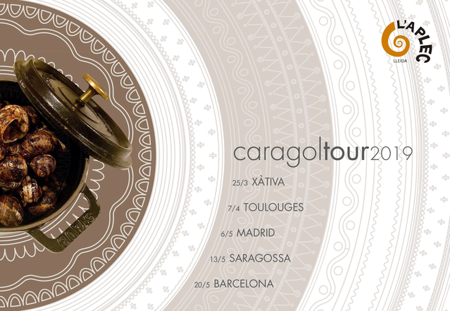 Tot a punt pel Caragol Tour 2019
