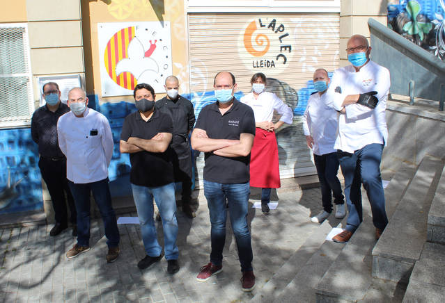 Dieciséis restaurantes de Lleida se suman al Pac Familia Aplec