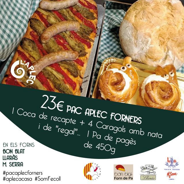 Tres obradors de Lleida s'uneixen a la Fecoll per crear el
