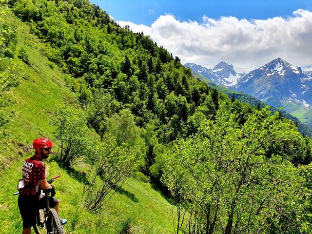 130 inscriti ena prumèra edicion dera Hard Bike ena Val d'Aran