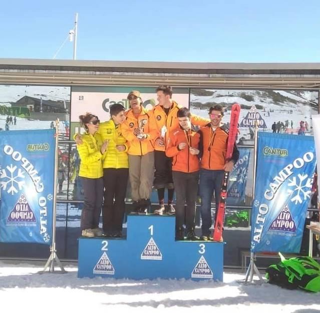 8 esquiadors deth CEVA seleccionadi tara dusau fasa de Copa Espanha