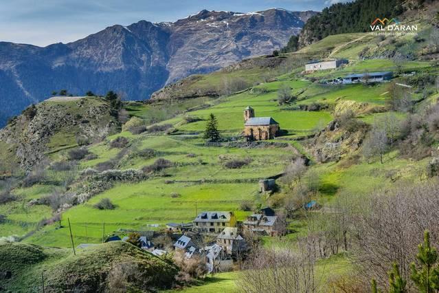 Aran se some ara prepausa deth País Basc e Astúries tà fomentar ua naua economia entàs pòbles petits de montanha
