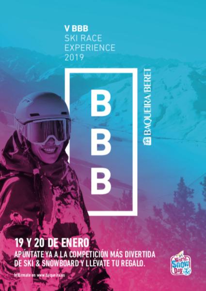 Arribe a Baqueira era Vau BBB Ski Race