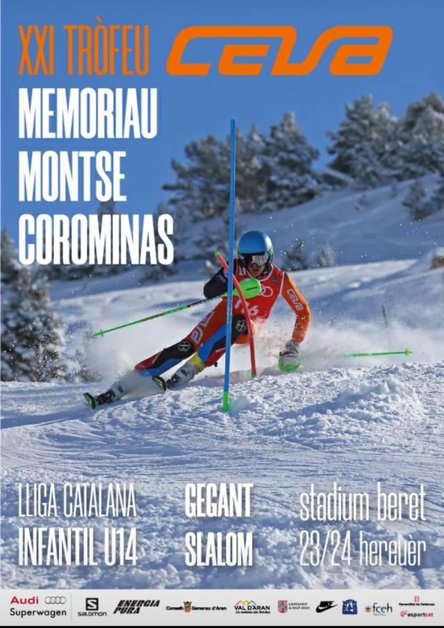 Arribe era XXIau edicion deth Trofèu Memoriau Montse Corominas