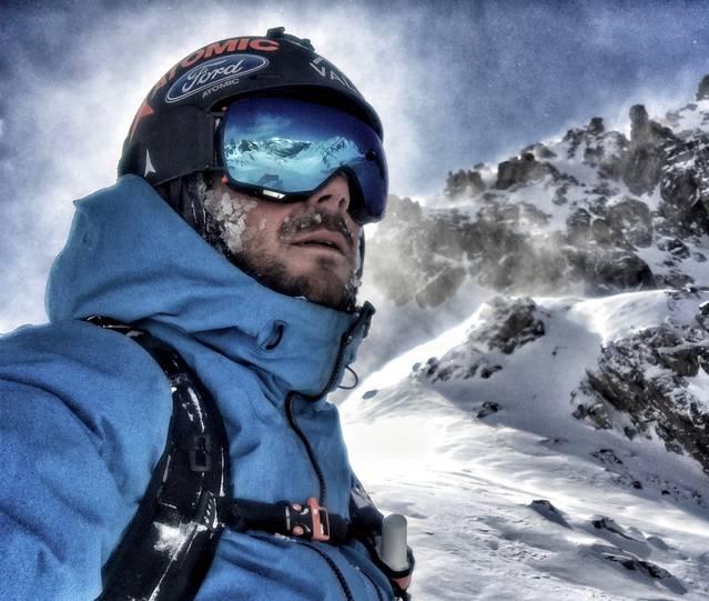 Aymar Navarro, aspirant ath prèmi a Melhor Esquiaire Europèu der an