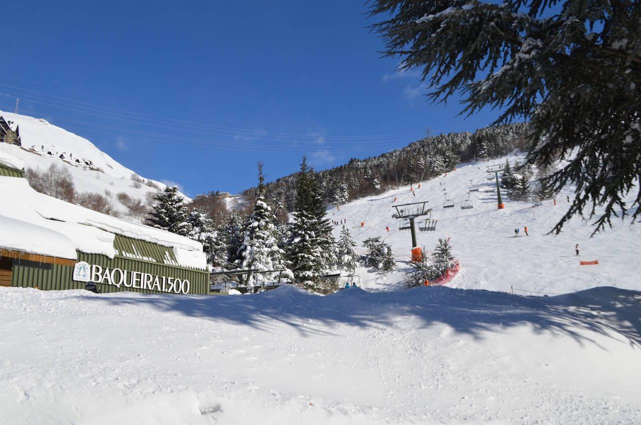 Baqueira acuelherà era tresau edicion dera corsa BBB Ski Race Experience