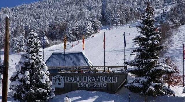 Baqueira-Beret acuelherà era pròva inaugurau deth pròplèu mondiau deth Freeride World Tour