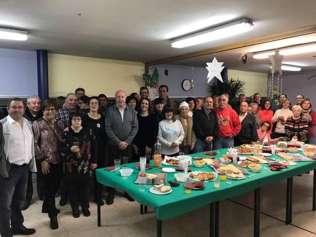 Celebracion de Nadau en ADDA