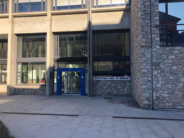 Er espitau Val d'Aran refòrce es especialitats de traumatologia e ginecologia