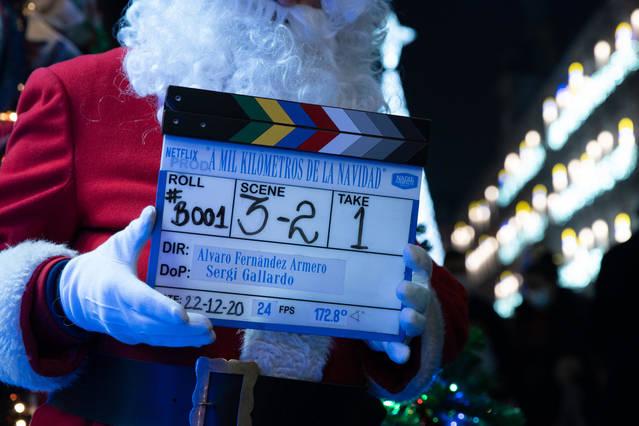 """Era Val d'Aran, scenari dera pellicula """"A mil kilómetros de la Navidad"""" de Netflix"""