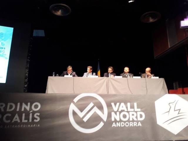 Es 5aus Jornades Tecniques de Nhèu e Lauegi comencen aué en Andòrra