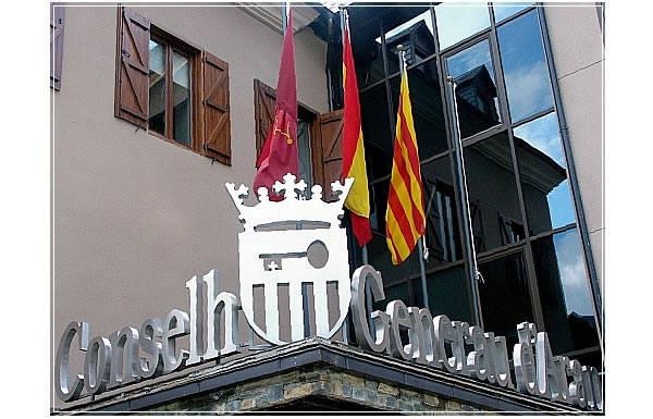 Eth conselh executiu deth Govèrn dera Generalitat s'amassarà deman en Conselh Generau d'Aran