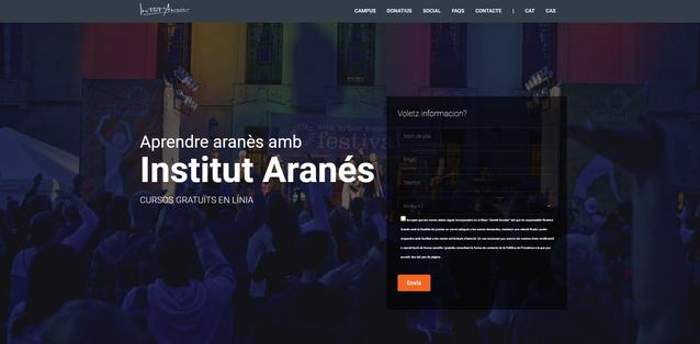 Eth Conselh Generau d'Aran aufrirà corsi d'aranés on-line