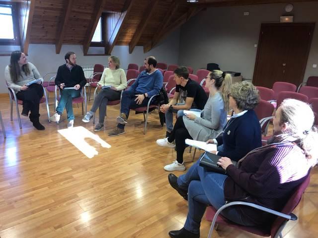 Eth Conselh Generau d'Aran participe en programa Trabalh e Formacion deth SOC
