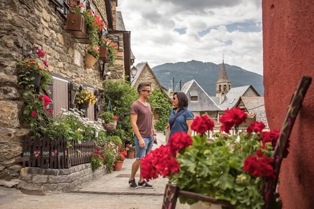 Eth nombre de visitants en Bagergue aumente un 22'46%