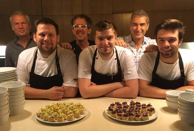 Eth restaurant Wellbourne de Salardú ei presentat en Celler Clos Pons