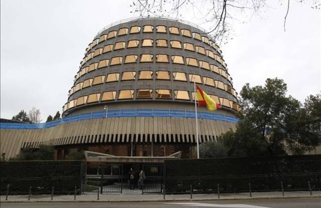 Eth Tribunau Constitucionau suspen eth Plen deth Parlament de Catalonha deth 9-O