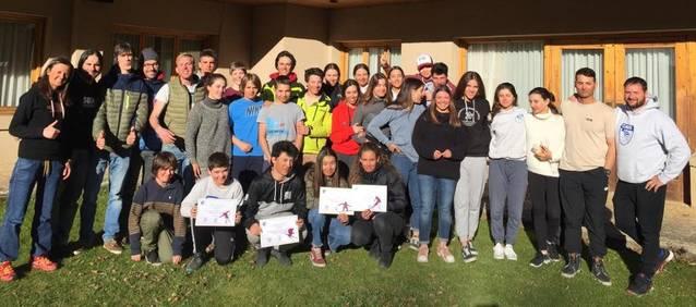 Finalize damb exit era sason 2018-19 deth Programa de Pre Tecnificacion des Clubs dera Val d'Aran