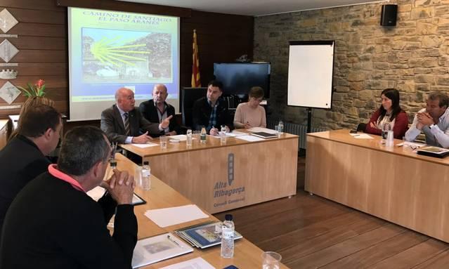 Inversion de 17.000 € entara senhalizacion deth Camin de Sant Jaume