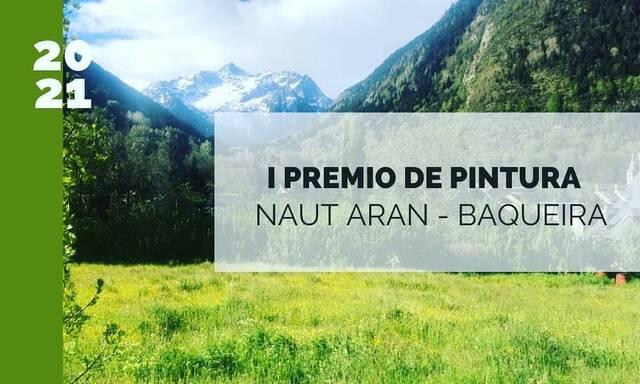 Naut Aran a creat eth 1èr concors de pentura Naut Aran Baqueira