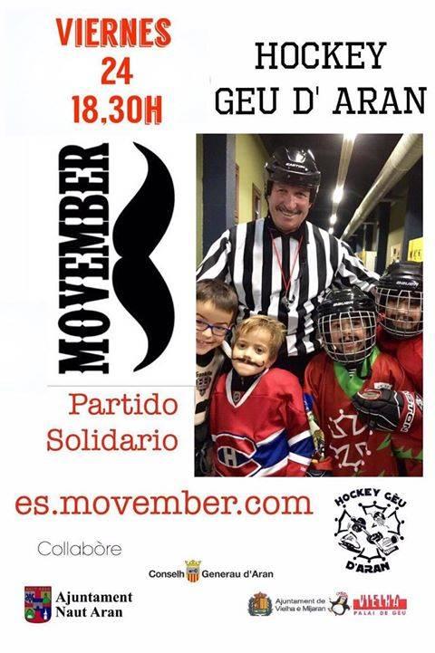 Partit solidari de hockey aguest diuendres