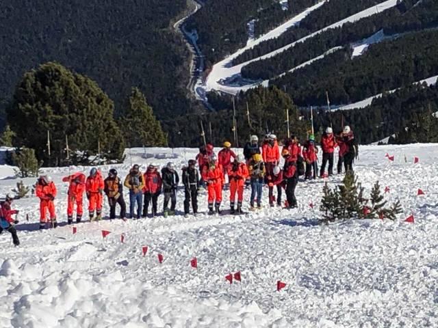 Practiques deth GRM en Andòrra e Le Mourtis