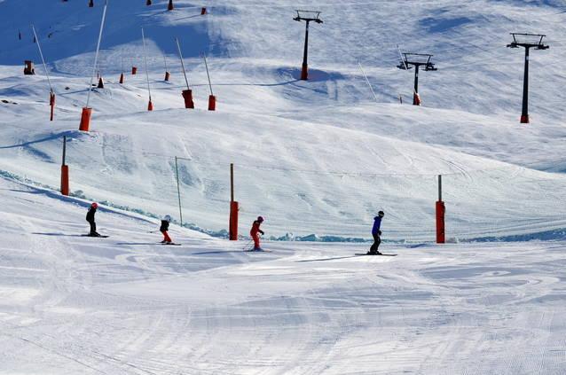 Pròp de 120 km esquiables aguesta dimenjada en Baqueira-Beret