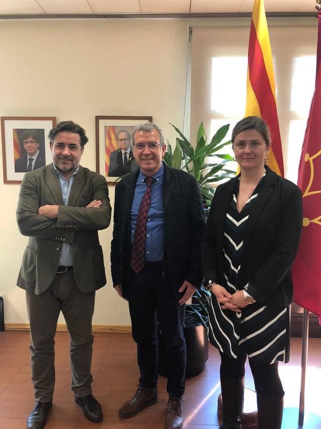 Prumèra amassada dera Ponéncia Permanenta Conselh Generau d'Aran-Generalitat de Catalonha