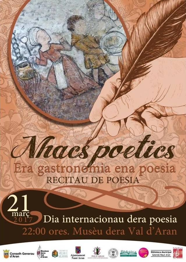 Recitau de poesia en Musèu dera Val d'Aran